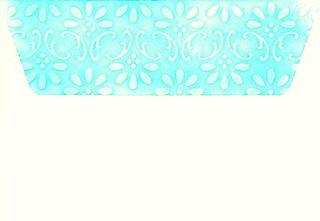 Embossed Envelope - Finial Press debossed inked (2)