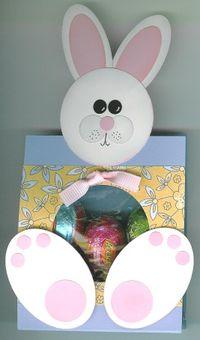 Bunny Window treat bag (2)