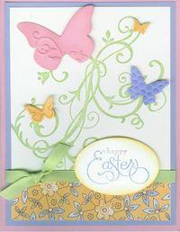 Baroque Butterflies - easter version (2)