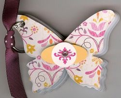 Butterfly Die Cut Notes (2)