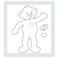 Bear Die 117977
