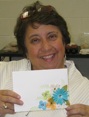 Kathy - Decorated Envelope