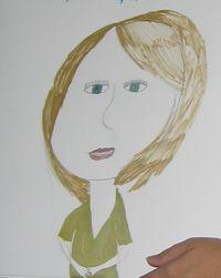 My  Portrait by Cassie