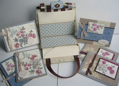 Nancy's Purse Gift Set - ensemble