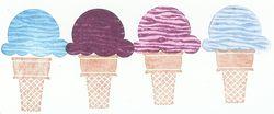 Sweet Scoops Kissing (2)