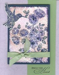 Elements of Style Club card floral
