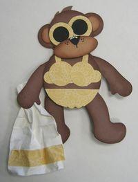 Carmen - beach bear