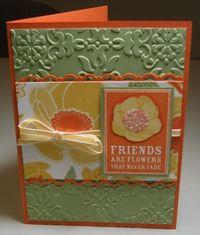 Michelle - Friends Never Fade Orange