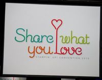 Share What You Love Logo