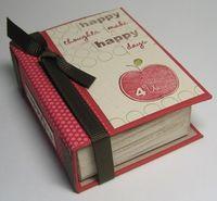 Match box book - bts