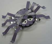 STamp Club sept 2010 - peggy spider