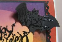 House of haunts sunset bat