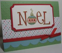 Big on christmas CE - noel