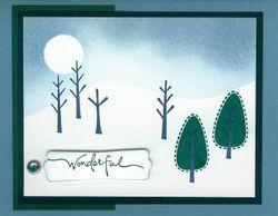 Trendy Trees Winter Snow (2)
