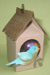 Blue Bird House 1