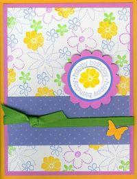 Butterflies Acetate Card - Sophie (2)