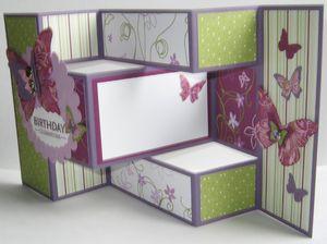 Butterfly Tri Shutter 1 - Cassie