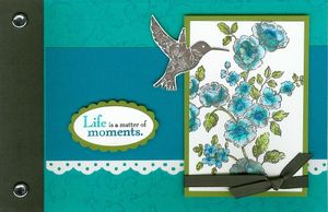 Elements of Style Teal Brag Book (2)