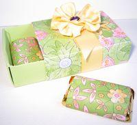 Matchbox Ribbon Flower1