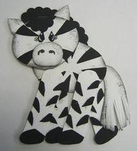 Carmen - zebra