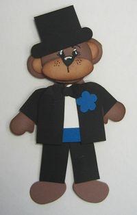 Carmen - groom bear