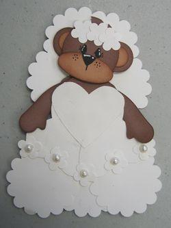 Carmen - bride bear