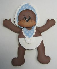 Carmen - baby bear