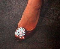 Sara - shoe flower