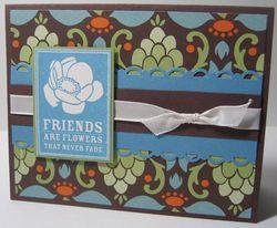 Friends Never Fade - Darla