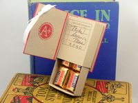 Match box book inside - mike stampin style