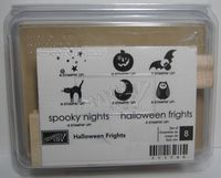 Halloween frights set