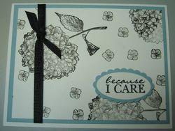 Because I Care card 2 - darla