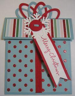 Present card - Carmen