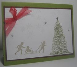 Christmas Card Contest - Jen