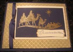 Christmas card contest - Debbie G