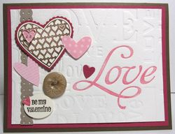 Love Letterpress collage 2