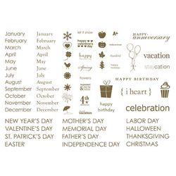 Calendar basics 118120L