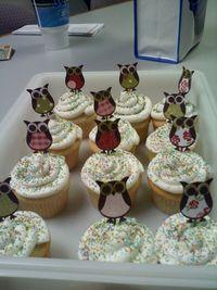 Demo - darla cupcake toppers