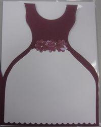 Peggy - plum & razzle dress inside