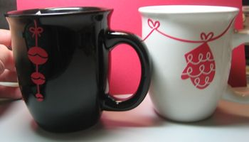 Darla - decor elements mugs 2