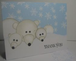 Carmen - polar bears