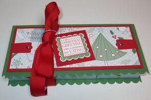 Christmas candy box 002
