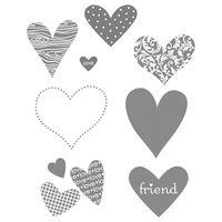 I heart hearts 118571L
