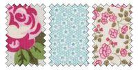 Springtime vintage fabric 121817L