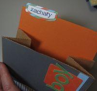Demo - darla paper bag album pocket
