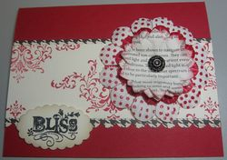 Demo - jodi bliss card