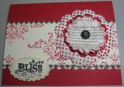 Demo - jodi bliss card