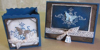 Michelle - bliss card & box