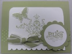 Jodi - bliss pear card #1