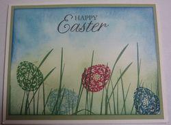 Easter - michelle eggs